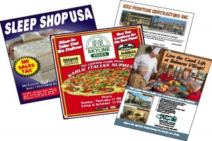 Print and Delivery Flyer Programs