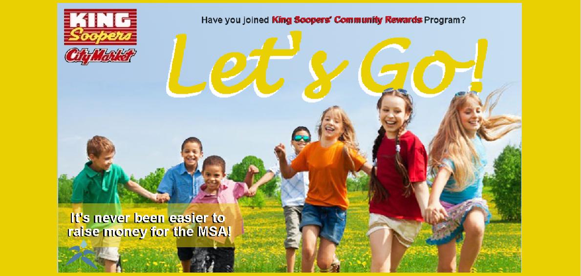 King Soopers' Community Rewards Program