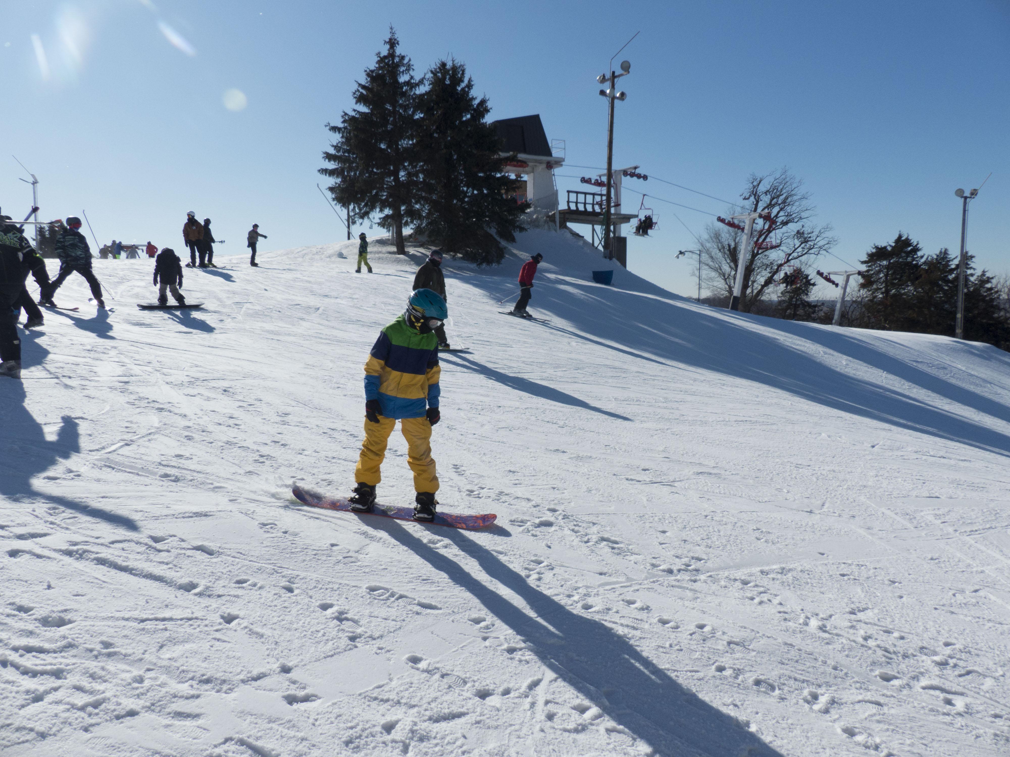 Ski & Swim Weekend
