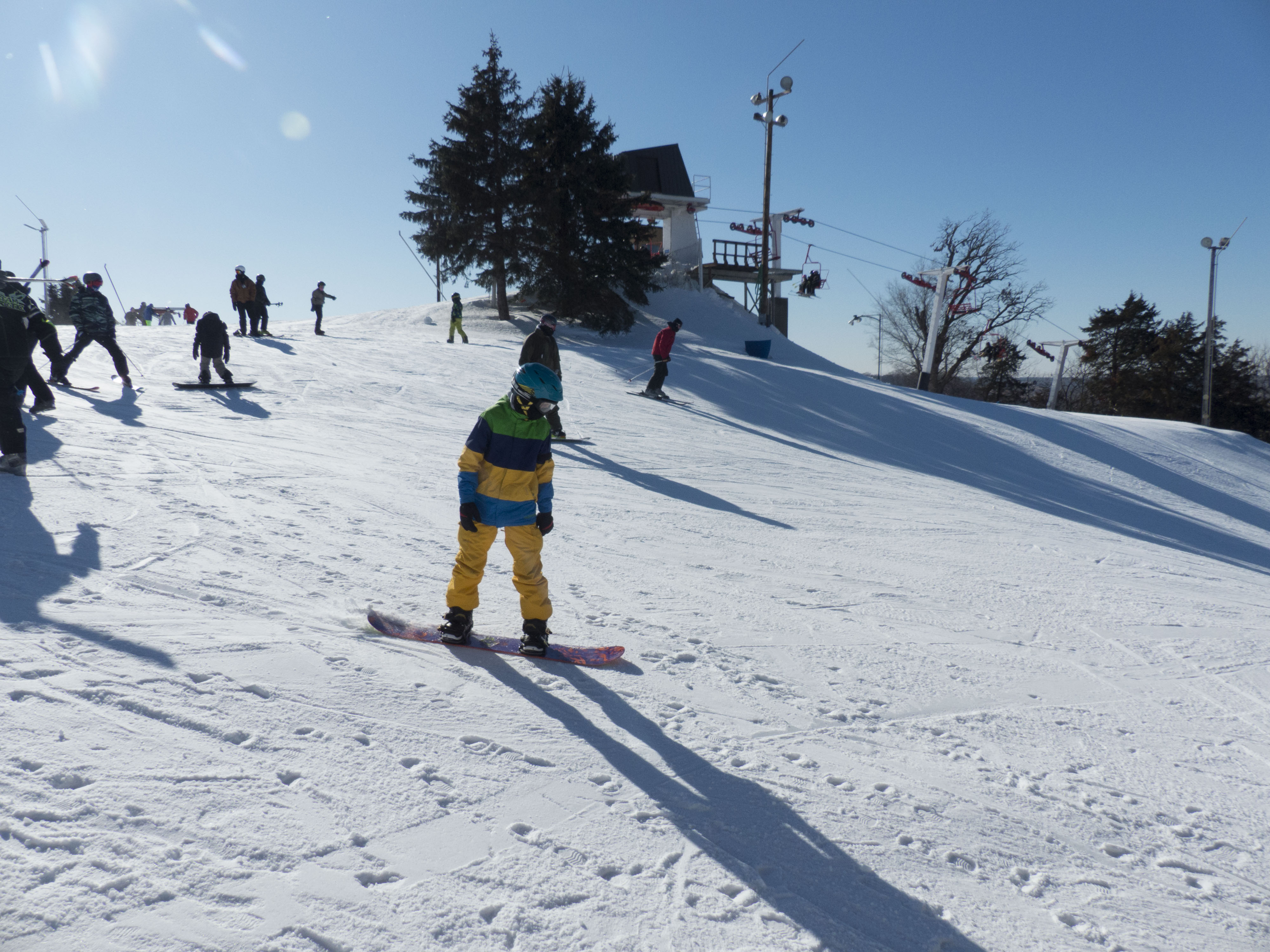 Teen Ski Weekend