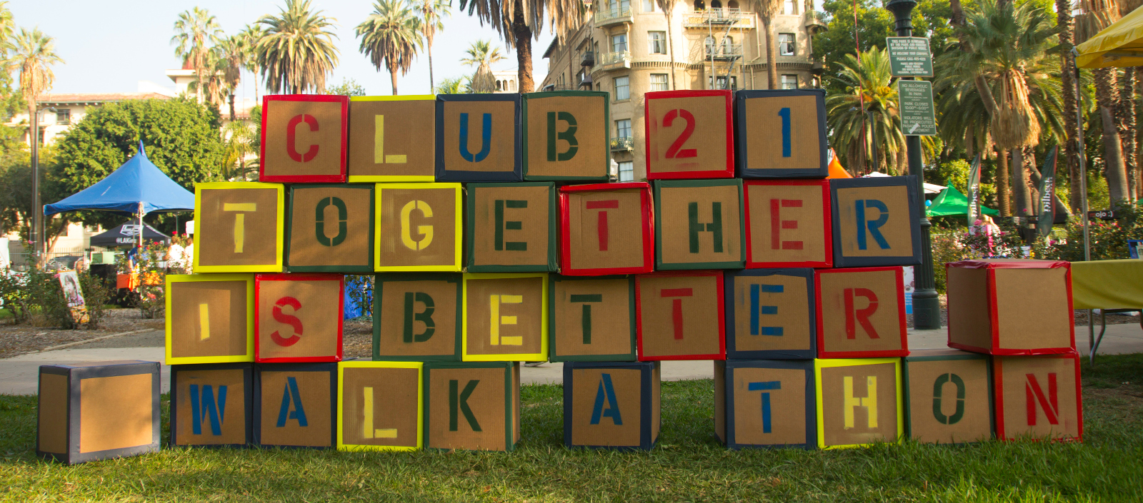 9th annual Together is Better Walkathon is October 22, 2016