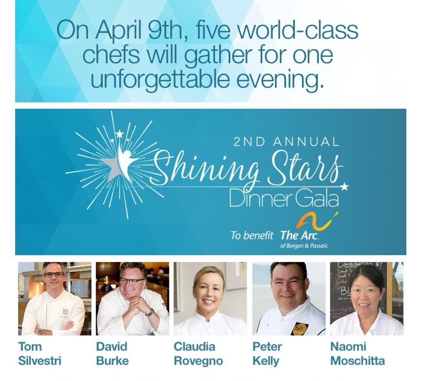 Shining Stars Chef Dinner