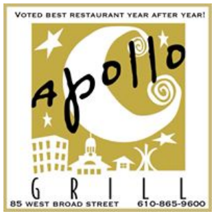 Apollo Grill Fundraiser - Bethlehem