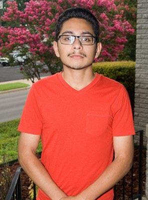 Edgar Sanchez - Harmony High School Graduate