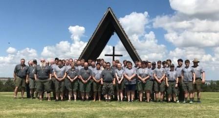 2021 Camp Hansen Resident Staff