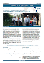 Case Study: Co-management of riverbank erosion control in Can Tho, Vietnam