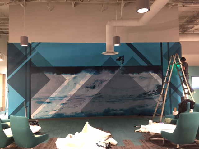 Mural Project - Completion