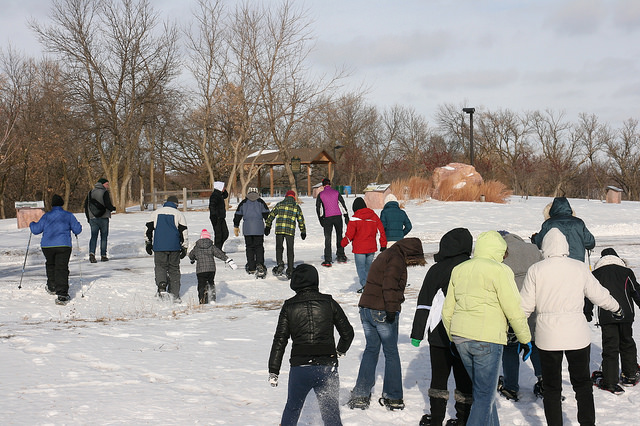 Frosty Frolics with Sioux Falls Parks and Recreation and Outdoor Campus