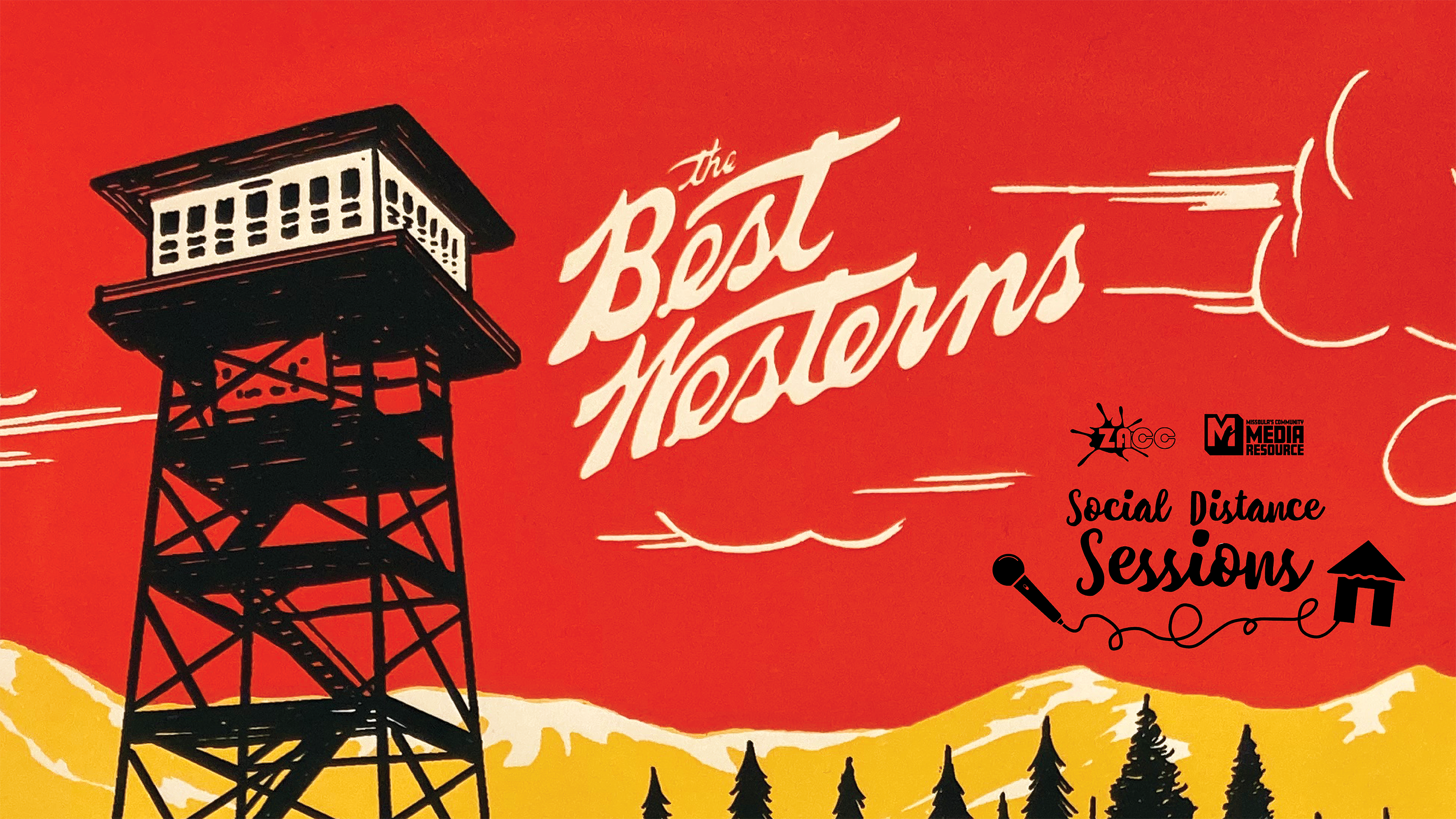 Social Distance Sessions: The Best Westerns