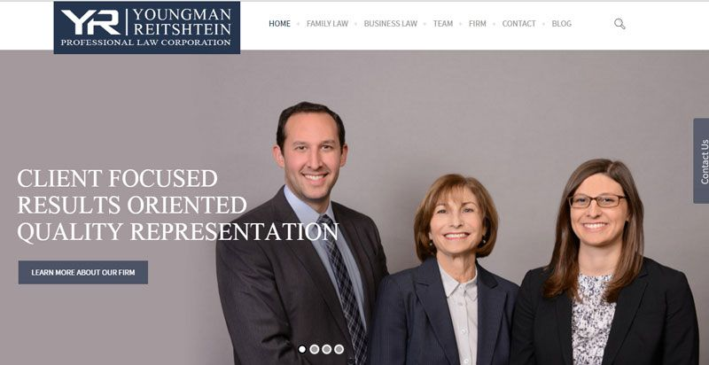 Youngman Reitschtein Homepage