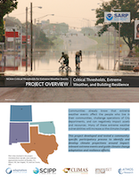 Critical Thresholds, Extreme Weather, and Building Resilience in the South Central United States