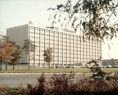 1966: New NSA Headquarters building was dedicated.