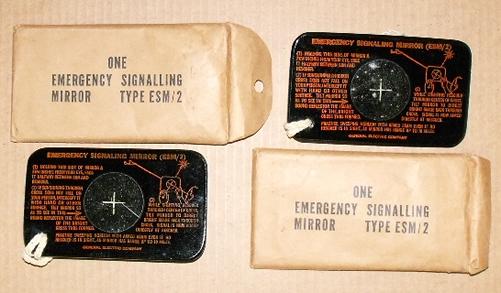 Signal Corps Mirror