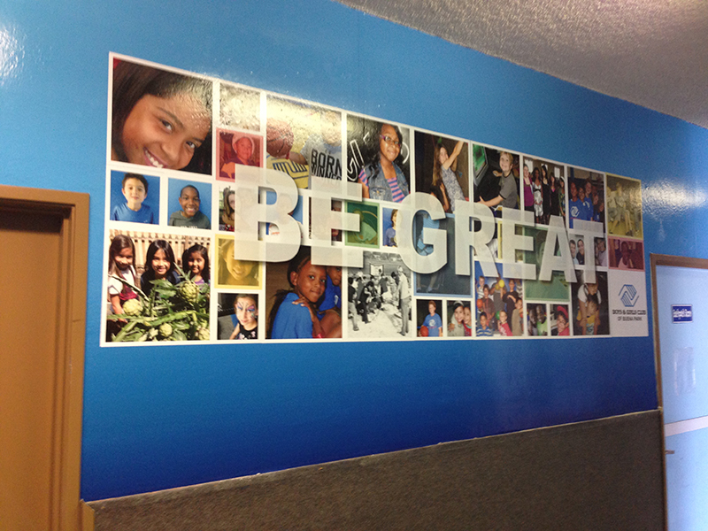 Wall Graphics Commercial Wall Wraps Anaheim Ca