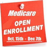News open Enrollment Oct 15th to Dec 7th