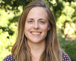 Katie Panek, Conservation Project Manager