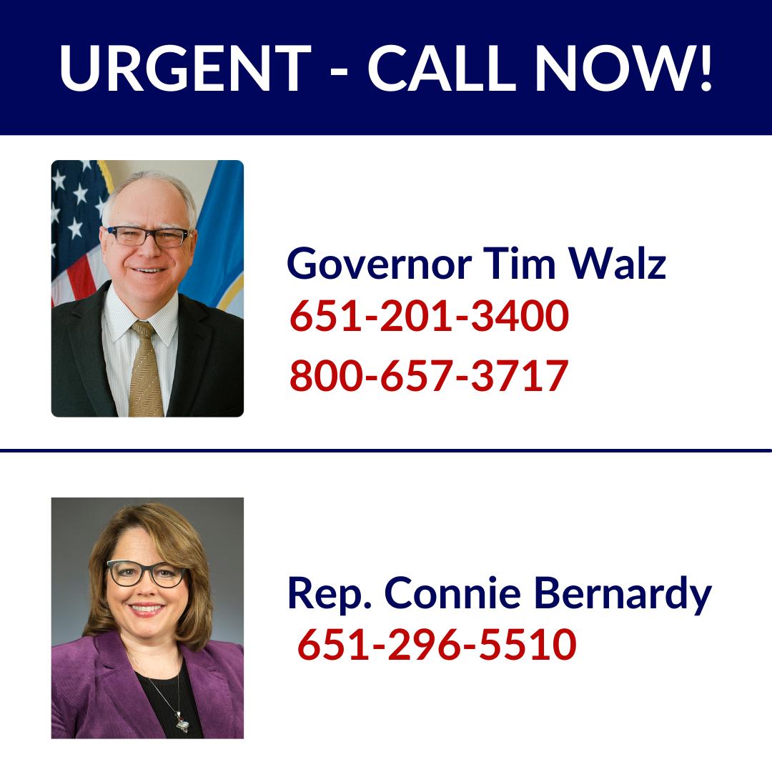 Urgent - Call Today to Preserve MN SCI/TBI Research Grant Bill