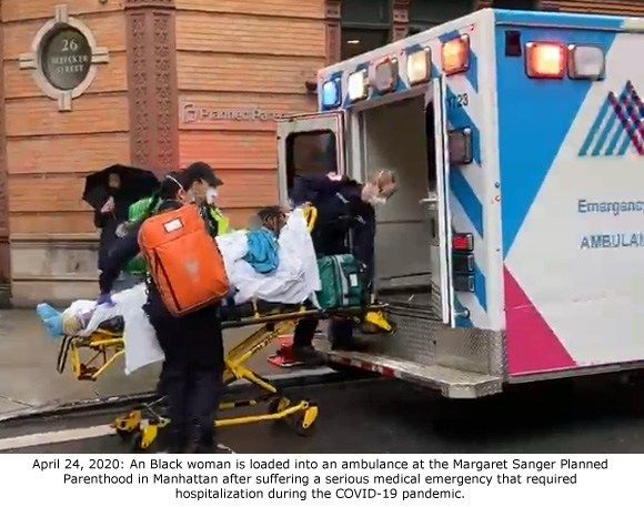"Planned Parenthood Tosses Margaret Sanger Under the Bus to Distance Itself from Recent Employees' Complaints of ""Systemic Racism"""