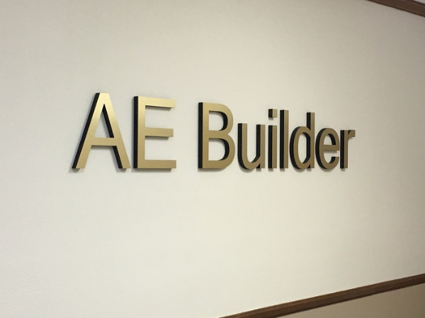 Lobby Signs for Property Managers in Fullerton CA
