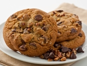 Whole Grain Chocolate Chip Pecan