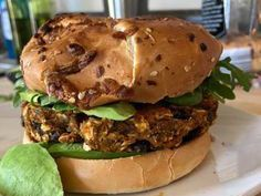 Discovery Kitchen Root Veggie Black Bean Burgers