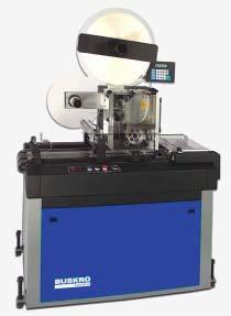 Buskro BK730 High Speed Tabber & Post-It Note Machine