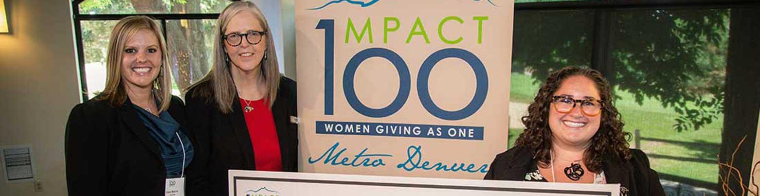Impact100 Grant Awardee: Work Options for Women