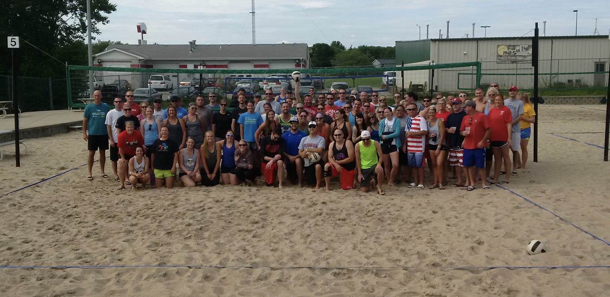 Dog Days of Summer Sand Volleyball Tournament