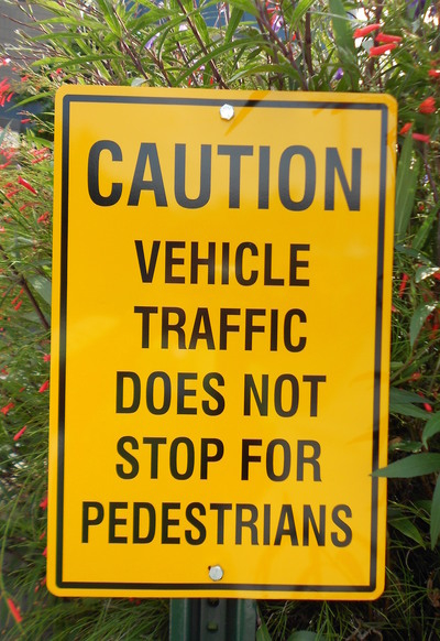 Parking Sign 3