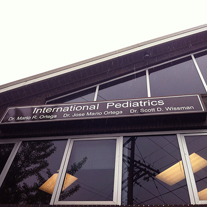 International Pediatrics