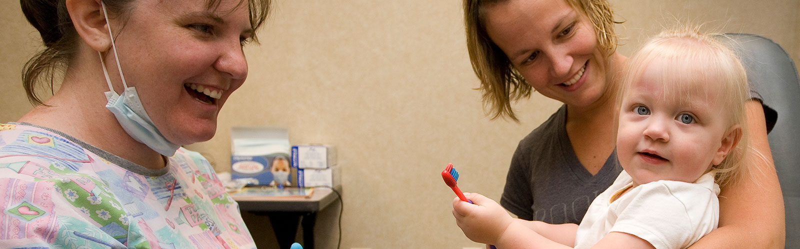Wilkin County Dental Outreach Clinic for kids
