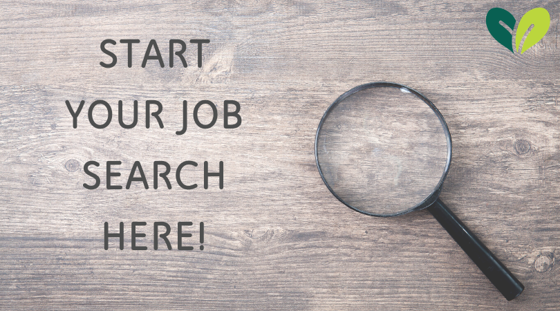 "Job Search ""Starting Point"""