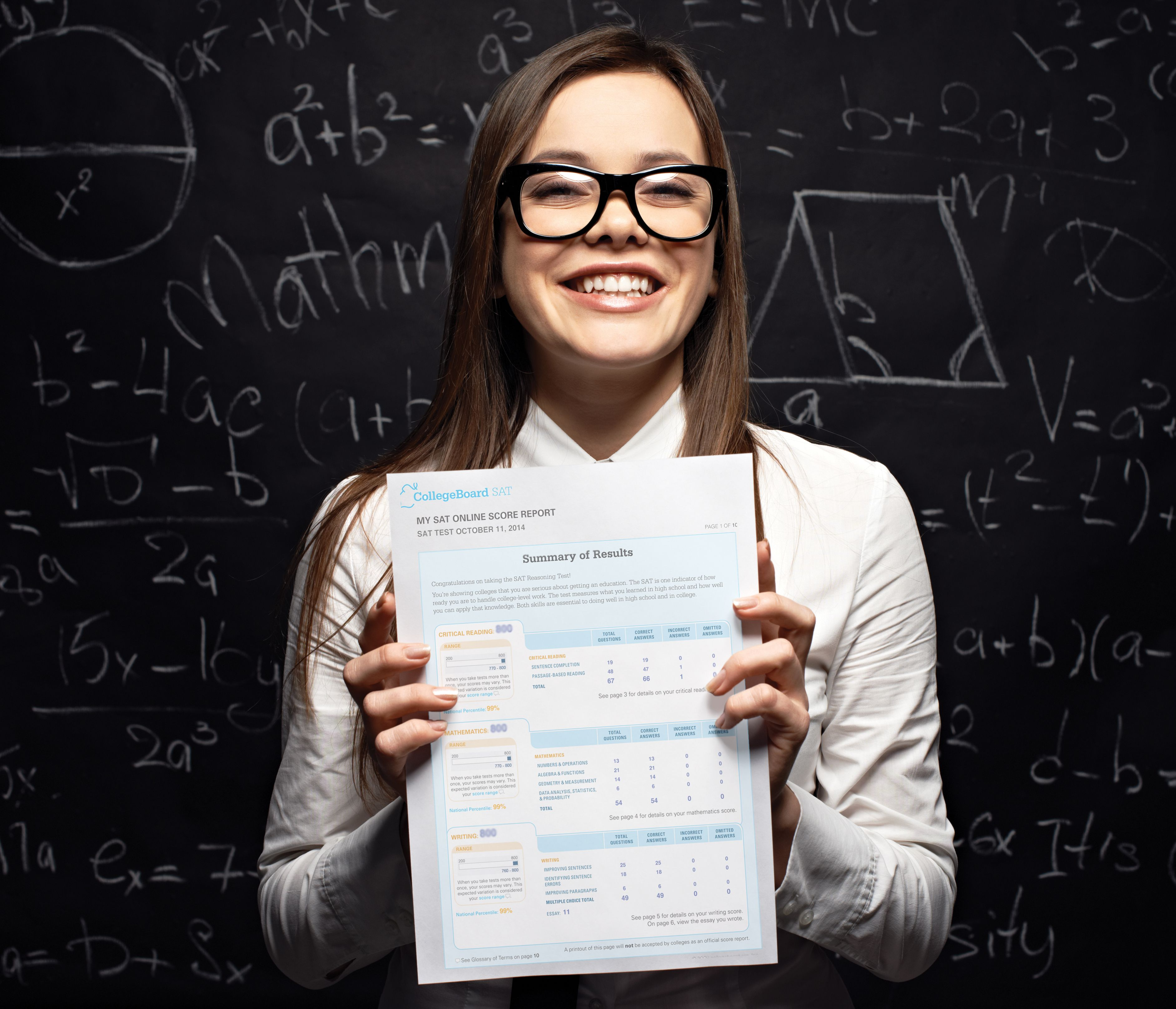 Expert SAT & ACT Test Prep Classes from CSF