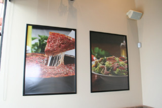 Restaurant Wall Displays Gilbert | Chandler | Scottsdale | Phoenix