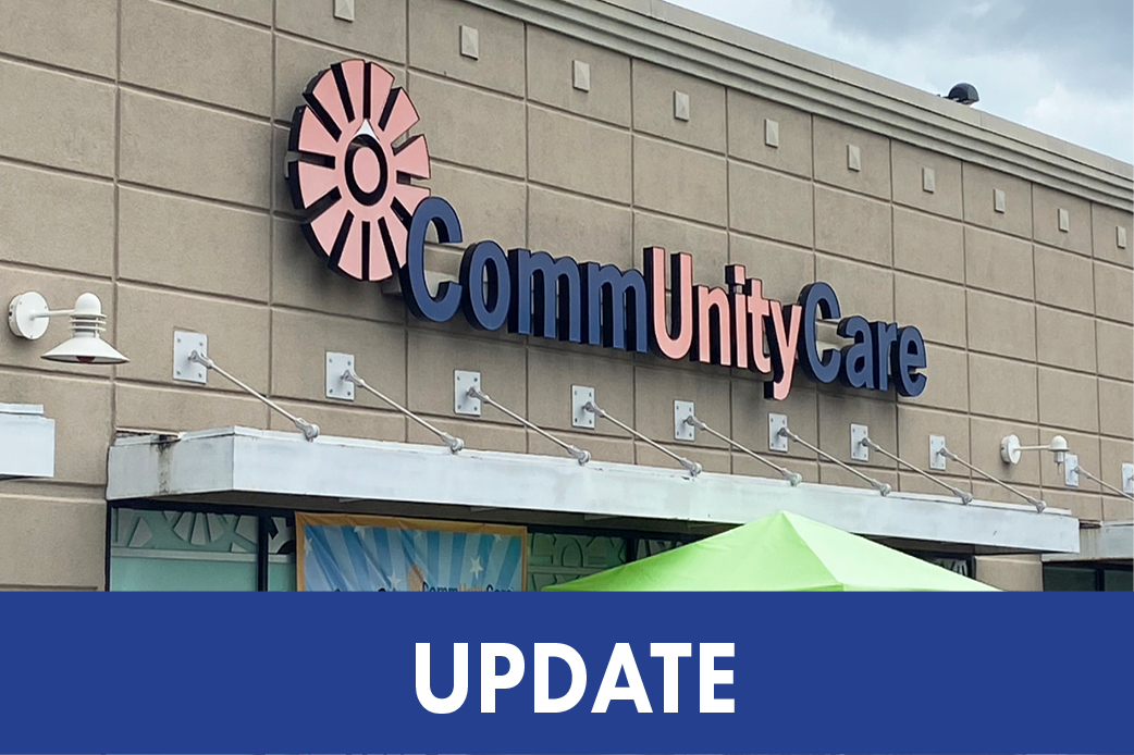 Our Burleson testing site is now a vaccine site, patients must have an appointment to get a vaccine. Testing is still available at Hancock and Eastern Crescent locations, and for CUC patients at most of our clinic locations.