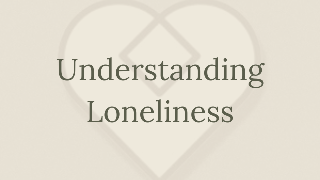 Mental Health Minute: Understanding Loneliness