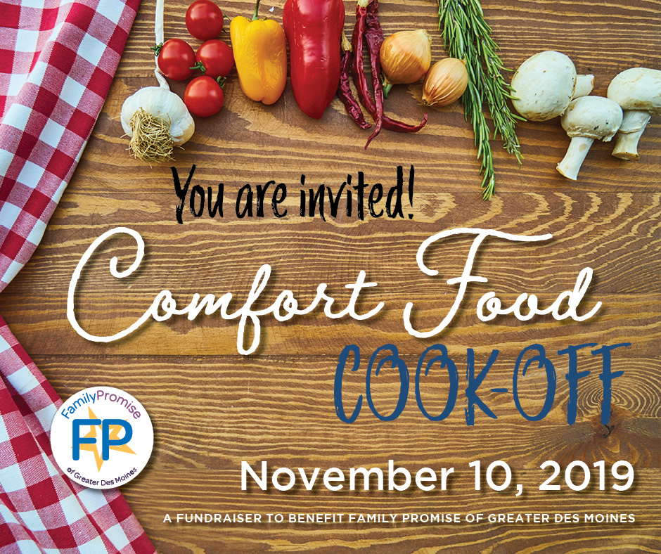 Comfort Food Cook-Off