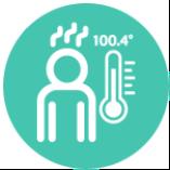 Regular Temperature Checks & Health Screenings