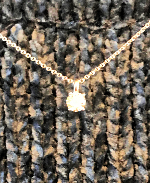 Diamond Necklace Raffle