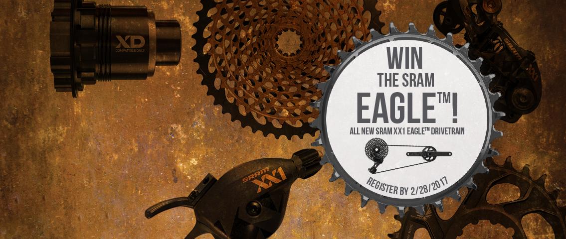 Win the SRAM EAGLE!