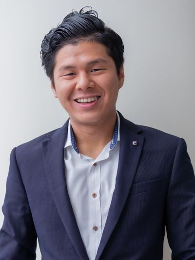 Ryan Chin joins Caring For Cambodia Board of Directors