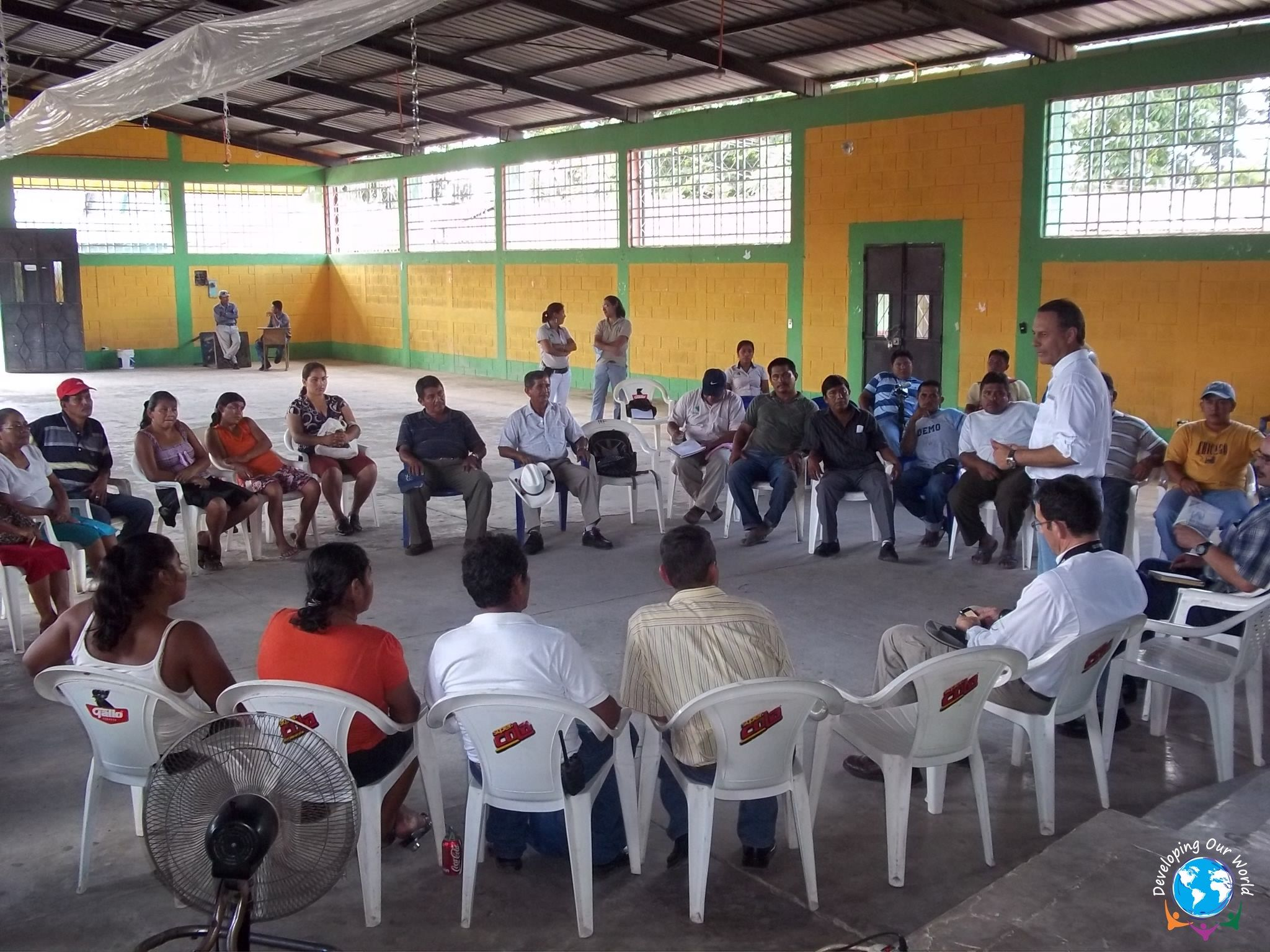 Holistic approach is the key to community development in Guatemala