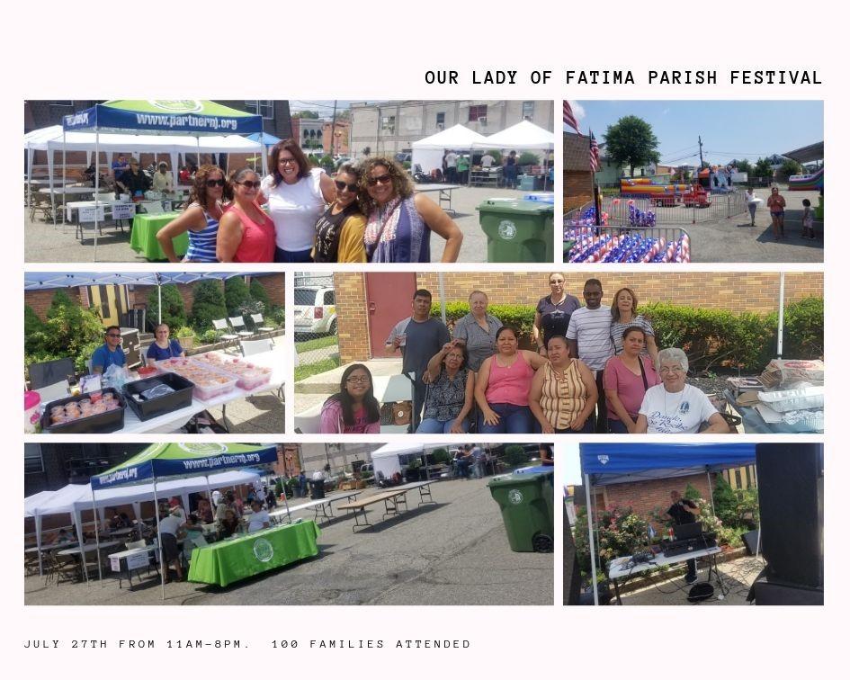 OLF Parish Fiesta July 2019