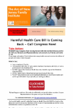 4.28.17 - Protect the Lifeline: Harmful Health Care Bill is Coming Back 2