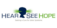 Hear See Hope logo