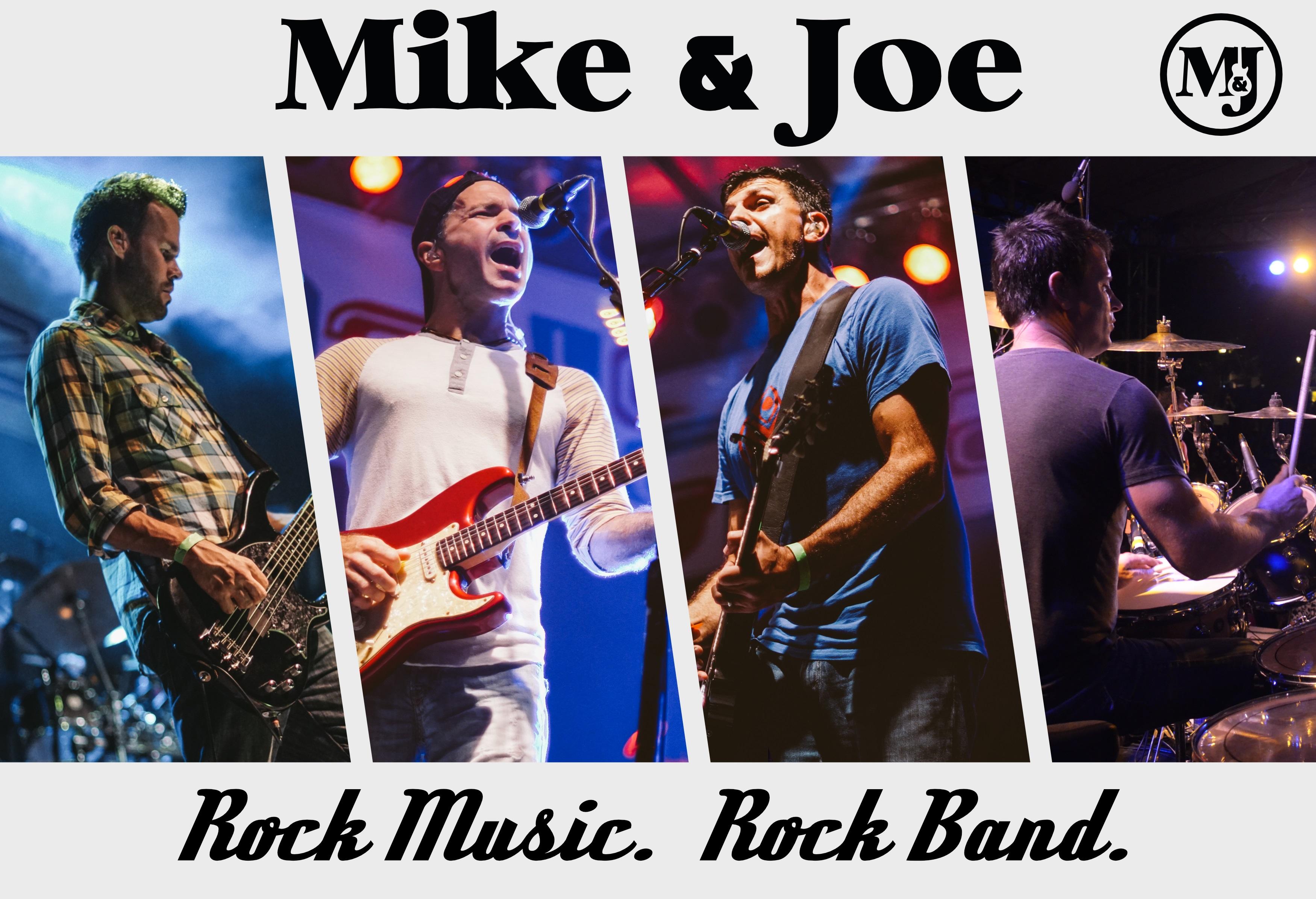 Live Entertainment - Mike and Joe