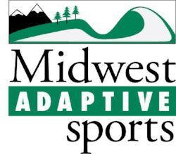 Midwest Adpative Sports logo