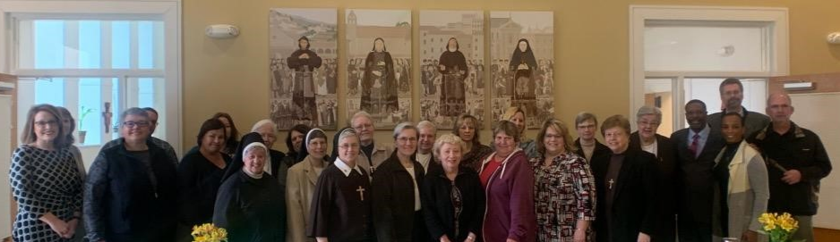 Provincial House Sisters and Staff Participate in Diversity Training