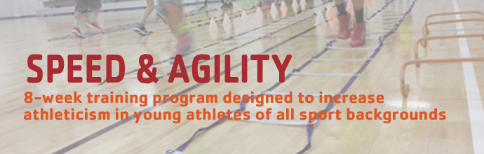 Spotlight Speed & Agility
