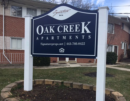 Oak Creek Apartments